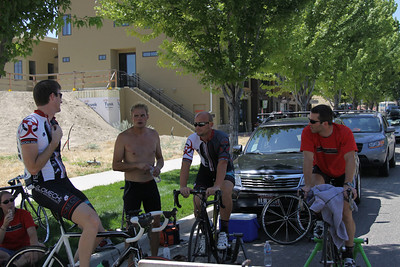 Idaho State Criterium Championship July 19, 2009