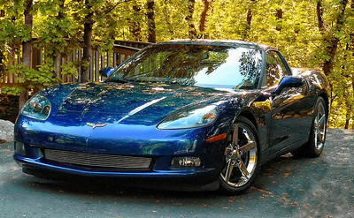 Bill's 2007 C6 Corvette (sold)