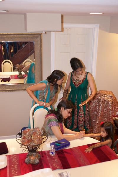 Le Cape Weddings - Indian Wedding - Day One Mehndi - Megan and Karthik  806.jpg