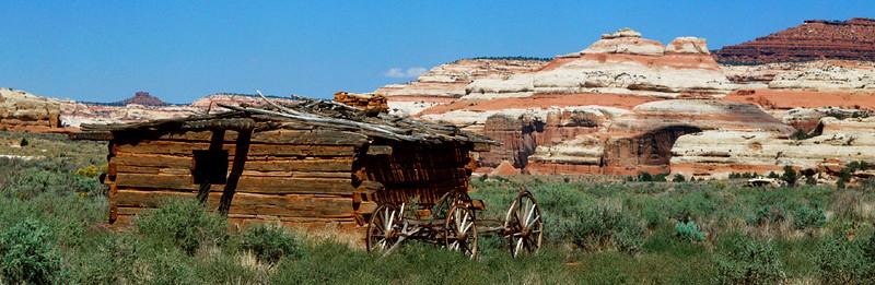 Abandoned Kirk Cabin