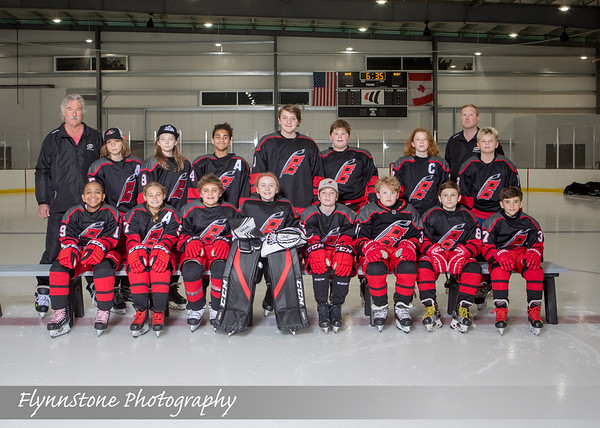 Peewee A Mixed