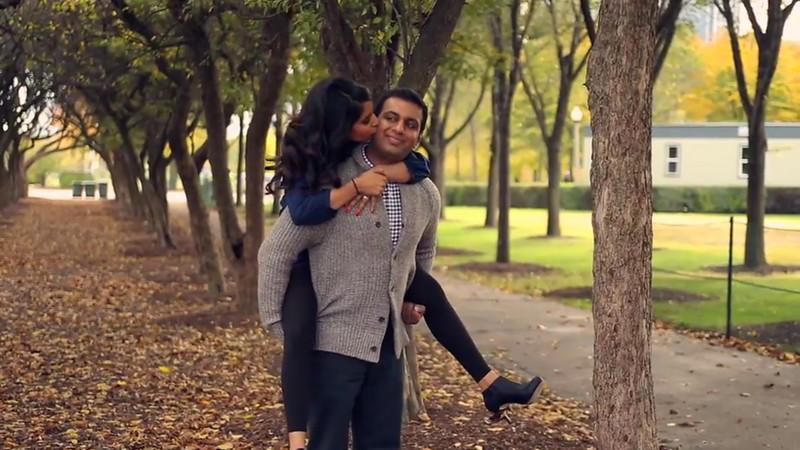 Isha + Purvik Love Story Short Film