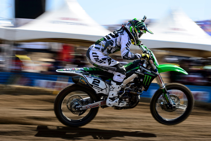 Ryan Villopoto on his way to another Championship season.