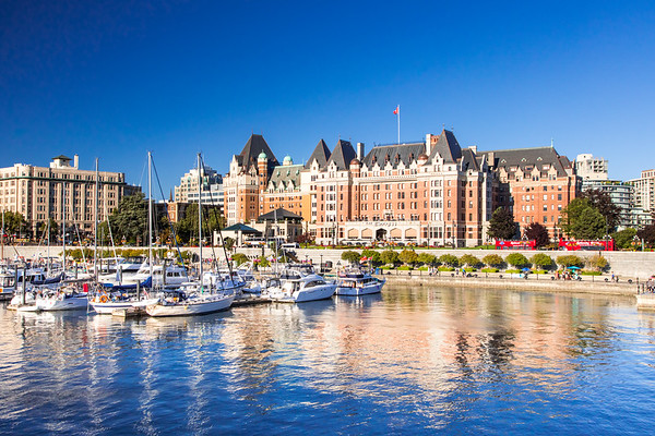 Victoria BC - City Landmarks