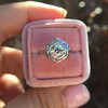 .82ct Old European Cut Diamond Art Deco Solitaire GIA M VS1 26