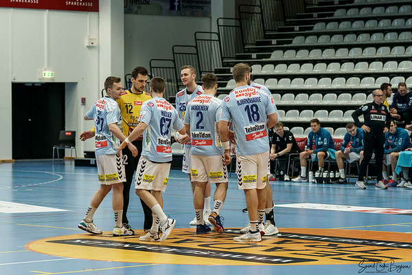 SønderjyskE vs Ribe Esbjerg. 06.02.2021