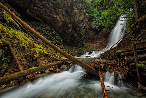 The Kootenay Region of British Columbia