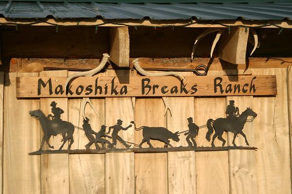 Makoshika Breaks Horse Roundup, Glendive, Mont.: 9/20/06 (Wed)