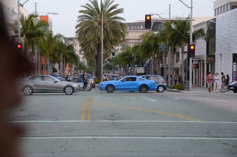 Rodeo Drive Beverly Hill, CA