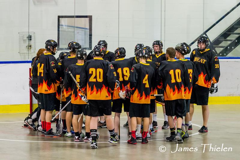 Game, July 09, 2016, High River Heat vs Calgary Axemen