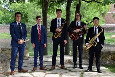 2021.04-2021.05 Jazz Band