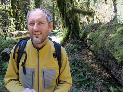 Hoh Rain Forest hike