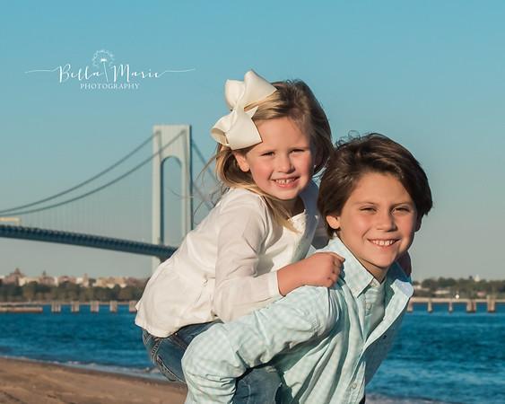 Emma & Jake, Beach 2015