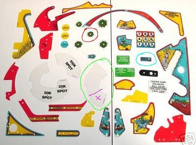 Earthshaker Mystery Plastics