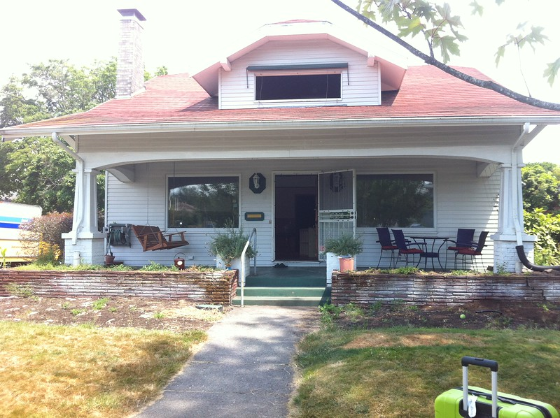 Evolution of the Front Porch