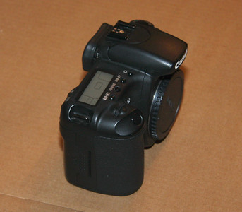 2008-07 Replacing Shutter in Canon 20D