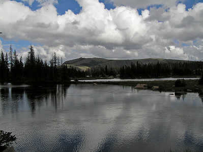 7 Lakes, Zirkel Wilderness, CO August 3, 2007