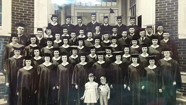 Mom's 65th High School Reunion - Apr 2016