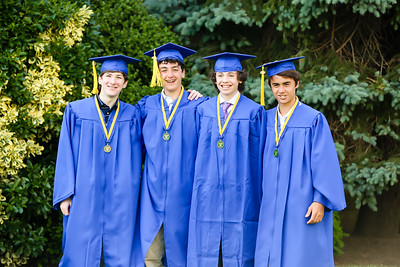 Jack's 8th Grad Buddies