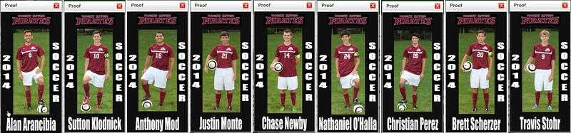 2014 RRHS Boys Soccer