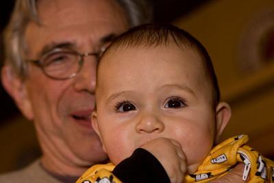 Hanukkah at Ljuba Davis 2006