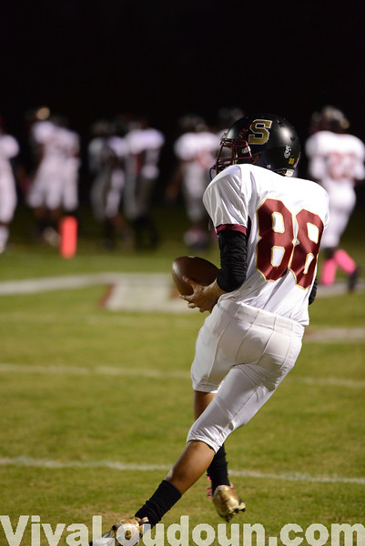 Football: Stonewall Jackson at Broad Run 10.26.12 (by Chas Sumser)