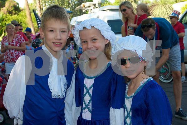 4th of July Parade Arcadia 2013
