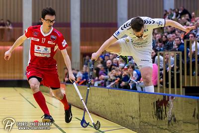 Playoff 1/4-Final (4): Zug United NLA - Floorball Köniz