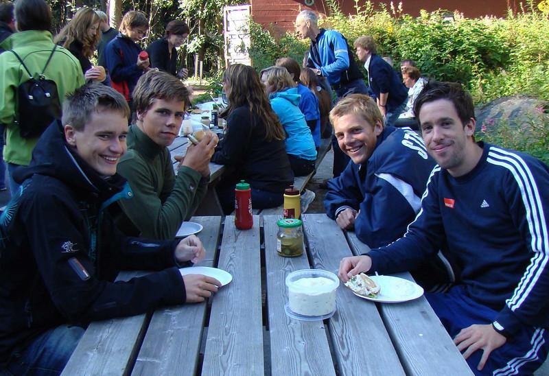 Anders, Nils Henrik, Stein og Are