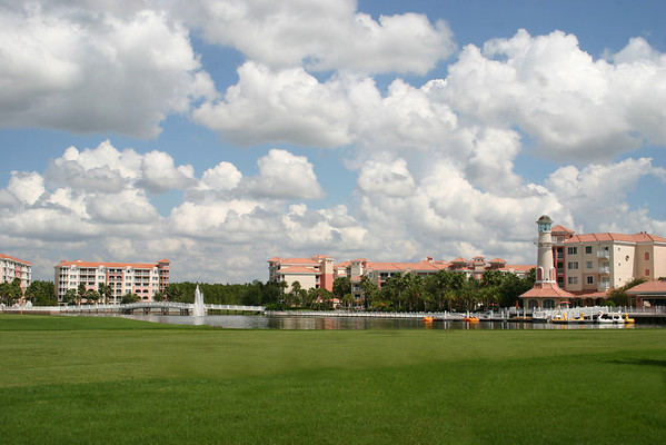 Orlando Marriott Grande Vista Resort