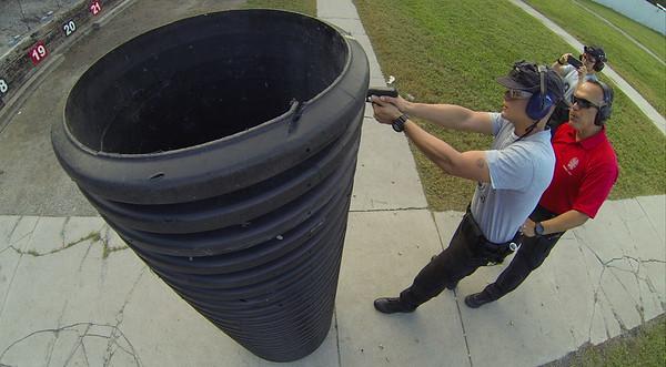 PAC 107 Firearms