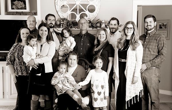 The Eldridge Family