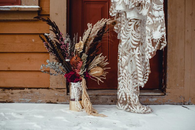 Requiem Images - Luxury Boho Winter Mountain Intimate Wedding - Seven Springs - Laurel Highlands - Blake Holly -49.jpg