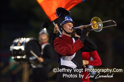 09-11-2015 Quince Orchard HS Marching Band & Color Guard, Photos by Jeffrey Vogt Photography with Lisa Levenbach