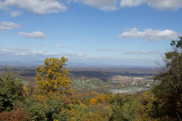 Skyline Drive Oct 20, 2012