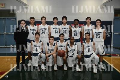 Basketball | JV Boys | 12/8/17