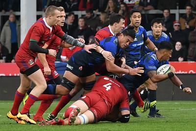 Rugby - International Mens