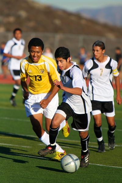 GVHS vs Crespi Carmelite HS 12-08-2010