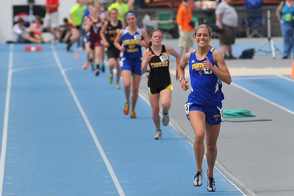 2011 Ventura Girls Track