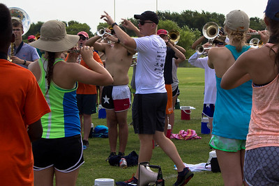 Summer Band Camp Week 1/Fundamentals