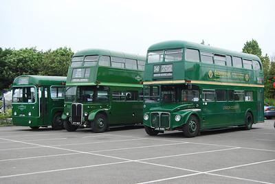 Clacton Bus Rally - 5 June 2011