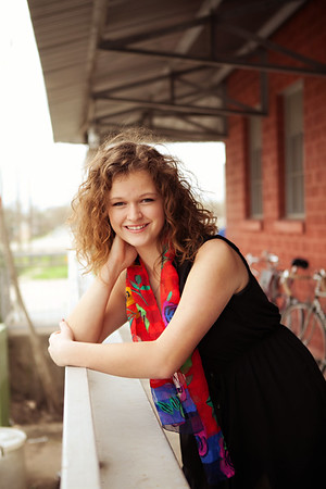 Emily's Senior Portraits | 02.26.12