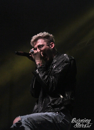 Machine Gun Kelly @ the OC Fair & Event Center (Costa Mesa, CA); 03/18/18