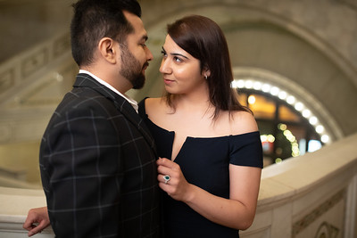 Amrit + Harman's Engagement Session
