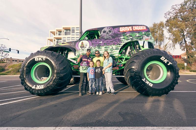Grossmont Center Monster Jam Truck 2019 53.jpg