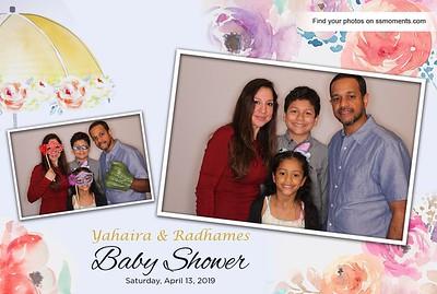 04/13/19 - Yahaira & Radhame's Baby Shower