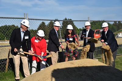 Groundbreaking New Residence Hall 6.10.21