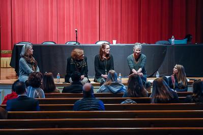 WHM Women Panel Discussion
