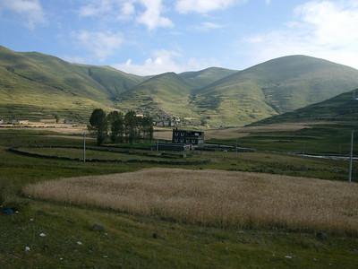 Road to Jiulong from Kangding 康定到九龙路上 200608