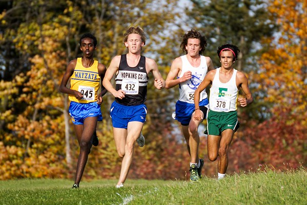 Varsity Race